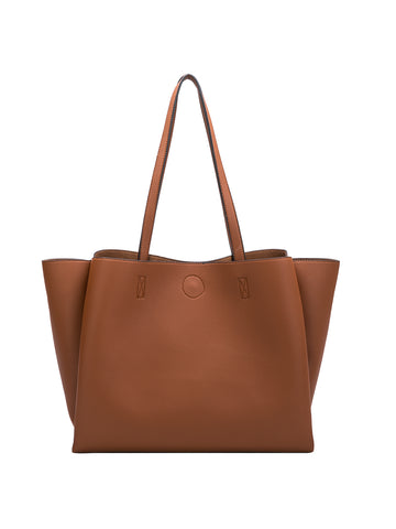 Kaia Tote In Saddle