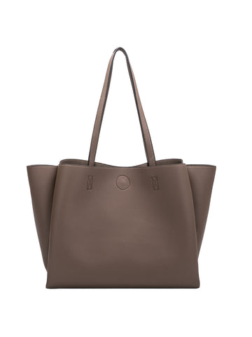 Kaia Tote In Taupe