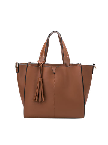 Kylie Tote In Saddle