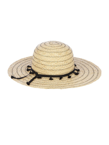 Julissa Sunhat In Natural And Black