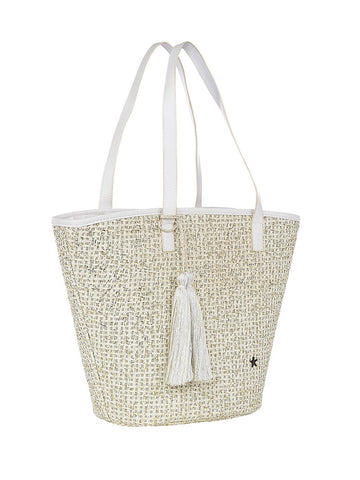 Sebastopol Tote In White