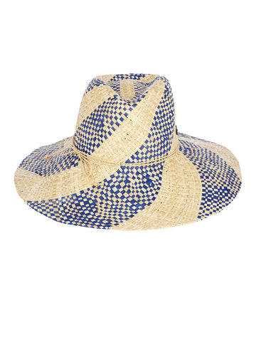 Seren Sunhat In Natural And Admiral