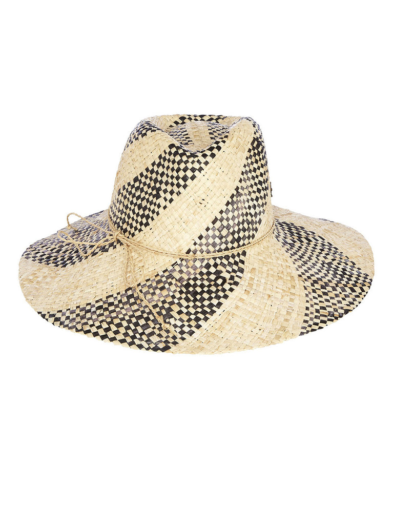Seren Sunhat In Natural And Black