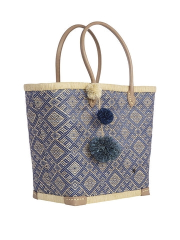 Sorento Tote Large In Tide