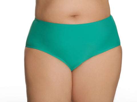 Woodstock Swim Brief In Atlantic Green