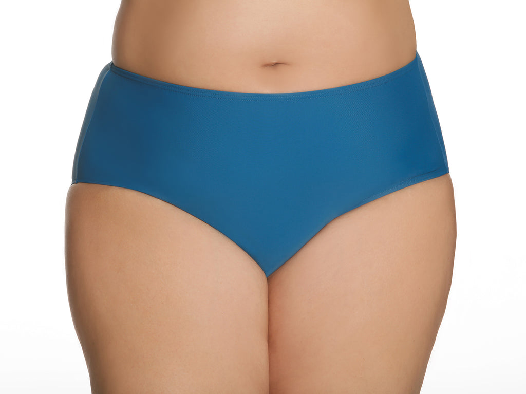 Woodstock Swim Brief In Lagoon Blue