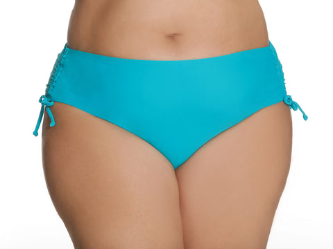 Aphrodite Swim Bottom Turquoise