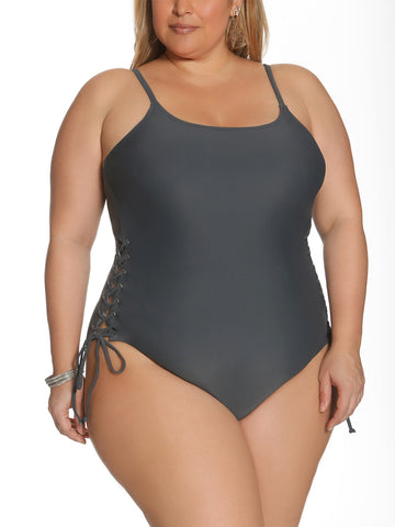 Solid As A Rock Grommet One Piece In Slate