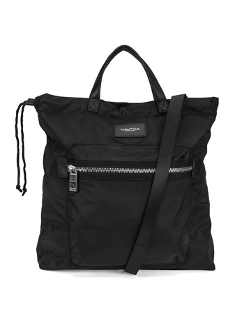 Convertible Tote In Black