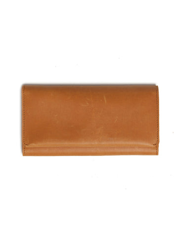 Debre Wallet In Cognac