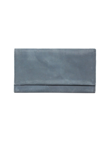 Debre Wallet In Denim Blue
