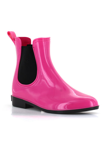 Dover Bootie In Hot Pink