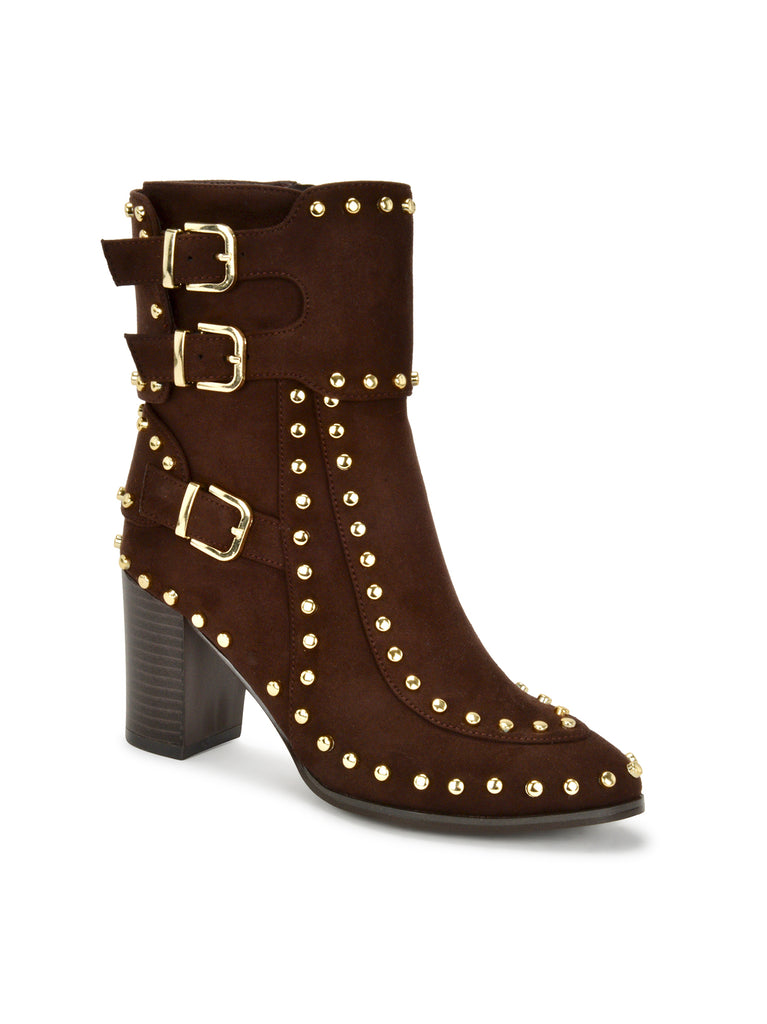 Harper Boots In Brown