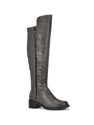Juliette Boots In Grey