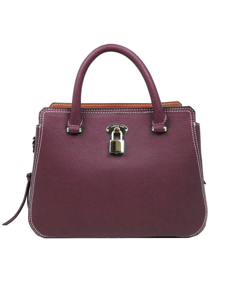 Kate Satchel In Berry