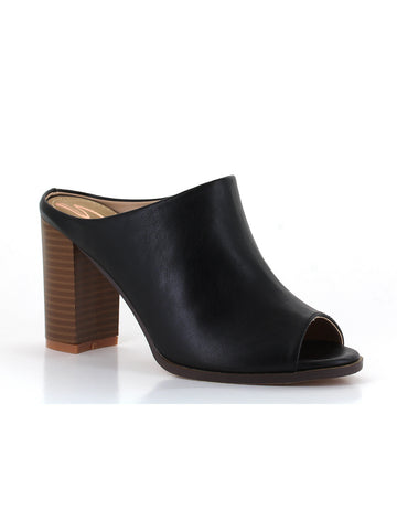 Mexx Mule In Black