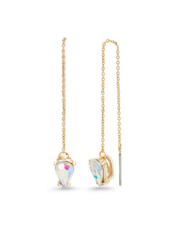 Aurore Boreale Jewel Threader Earrings
