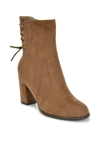 Zanette Boots In Taupe