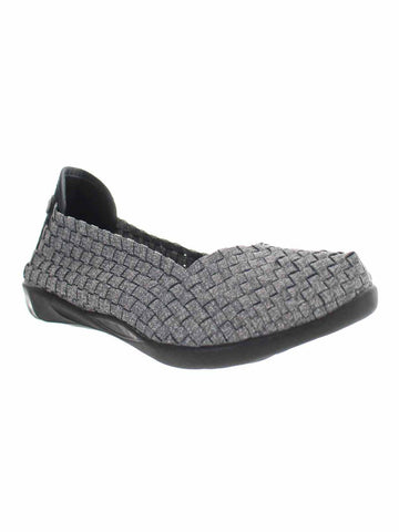 Catwalk Flats In Heather Grey