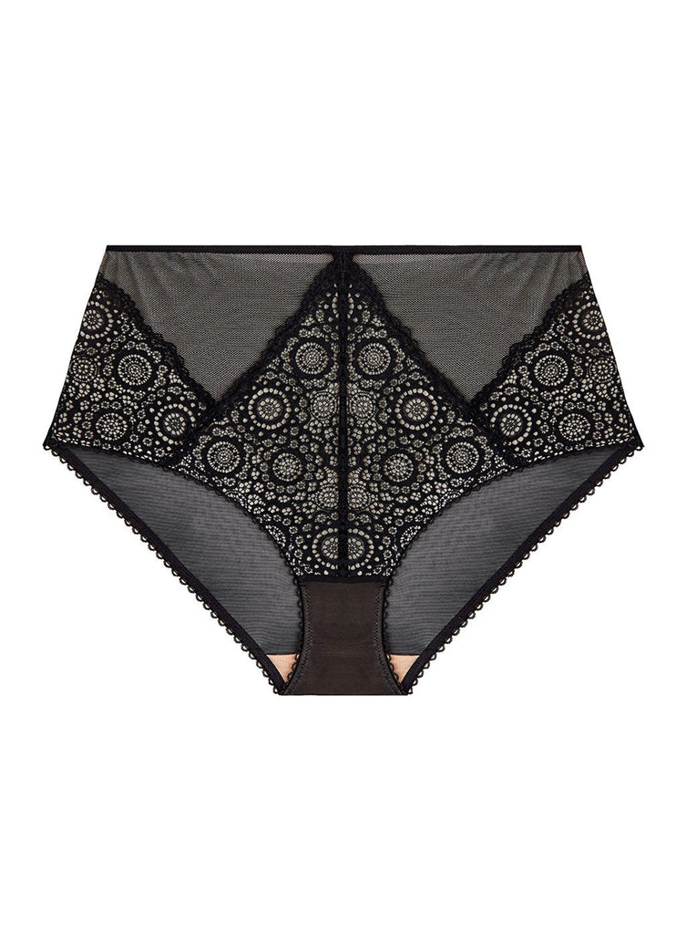 Ginger Hi-Waist Brief
