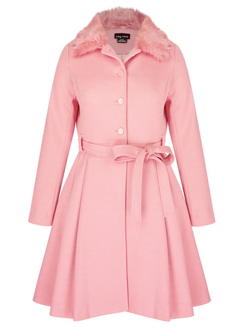 Blushing Belle Coat