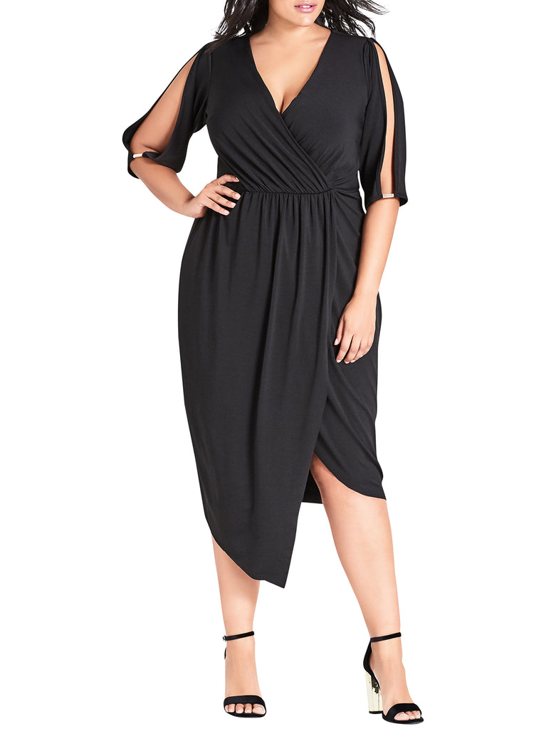 Soul Sister Dress In Black
