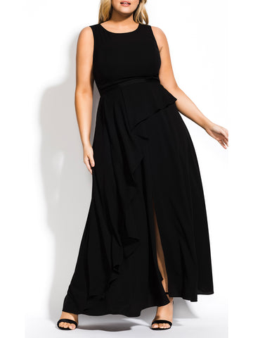 Antilla Maxi Dress In Black