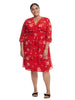 Red Tulip Lulu True Wrap Dress