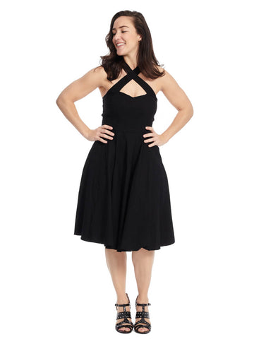 Rita Dress In Black