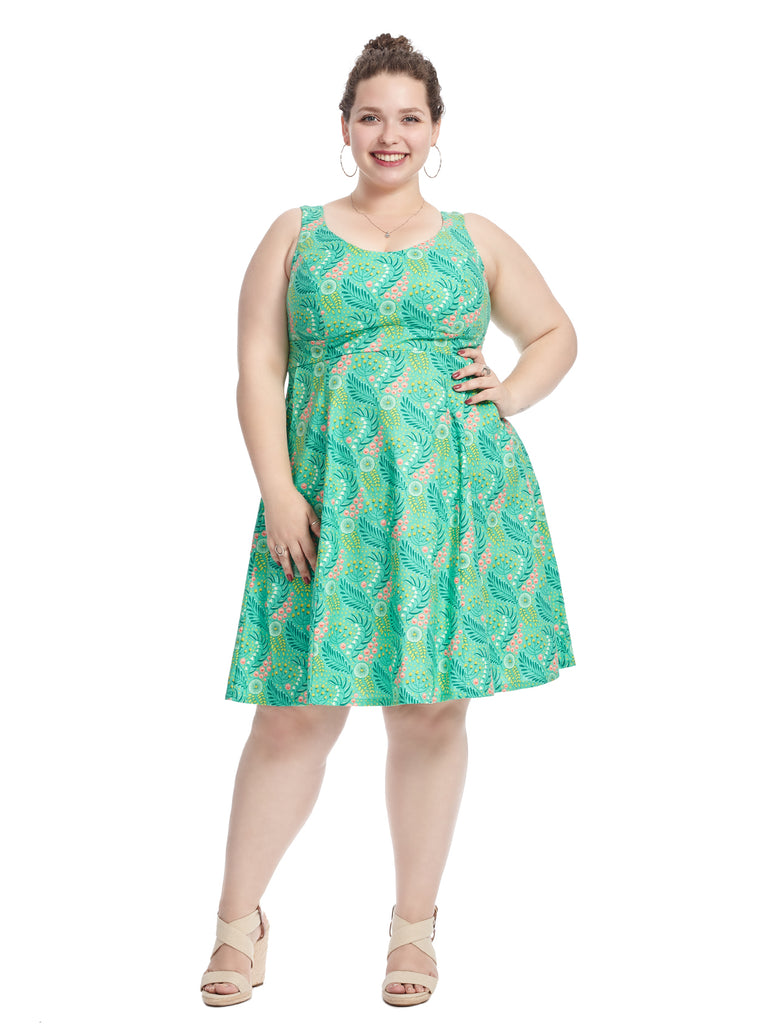 Botanical Bridgette Dress