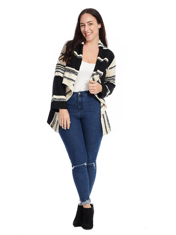 Silver Lake Black Cardigan