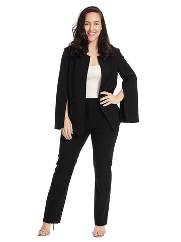 Split Sleeves Blazer