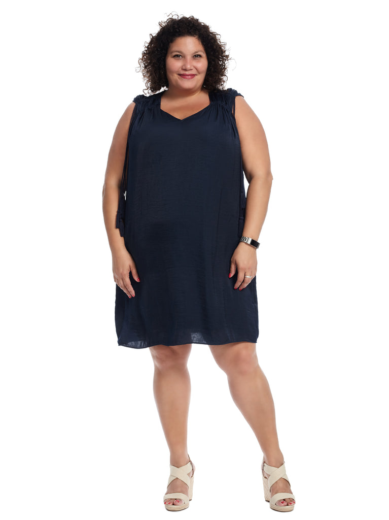 Jules Dress In Blue