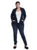 Caroline Jacket In Navy