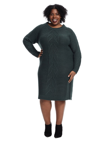 Zanga Sweater Dress