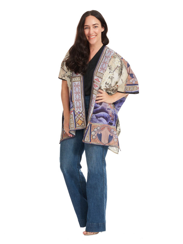 Kaftan In Drifting Lotus Pond