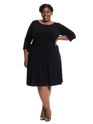 Black Ilana Dress