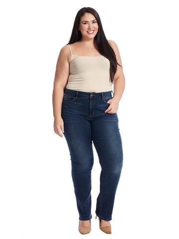 Marilyn Straight Jean In Sea Breeze