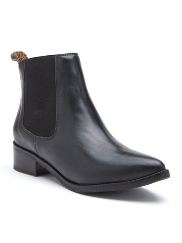 Moscow Boot In Black