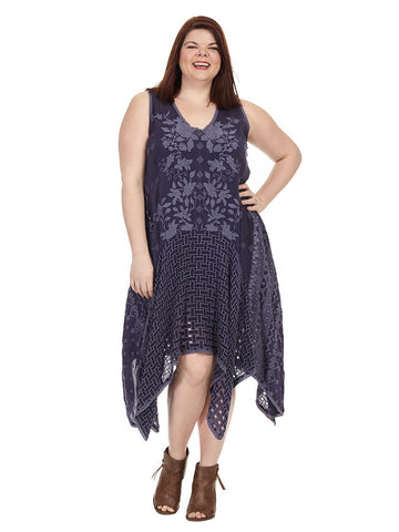 Eyelet Faith Dress