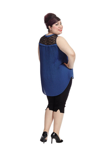 Pinar Sleeveless Top