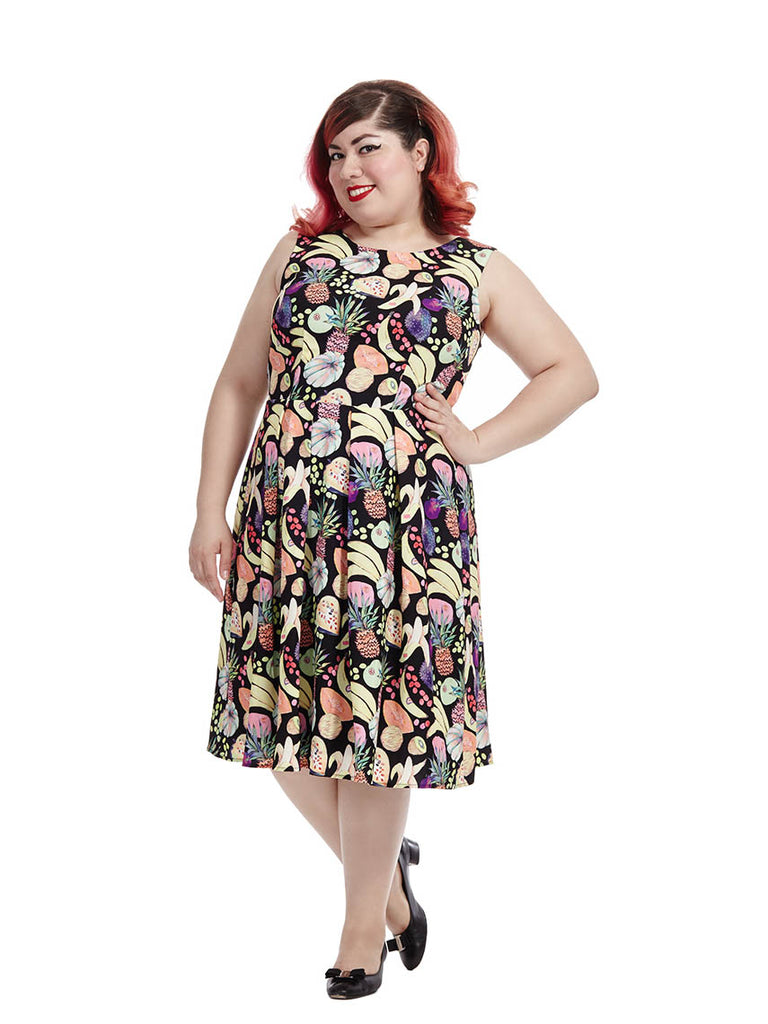 Daniel Dress In Tutti Frutti