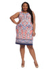 Scroll Paisley Tank Dress