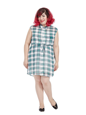 Katrin Shirt Dress