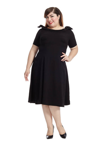 Bianca Dress In Black