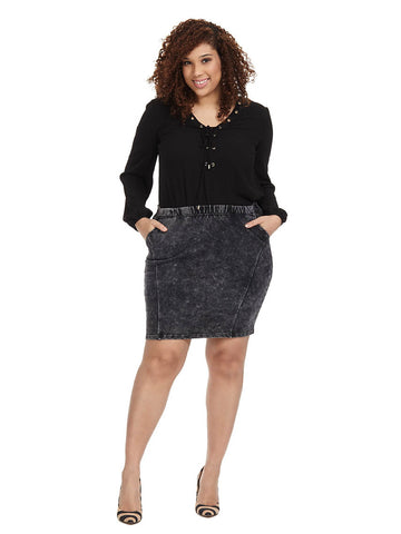 Paja Pencil Skirt