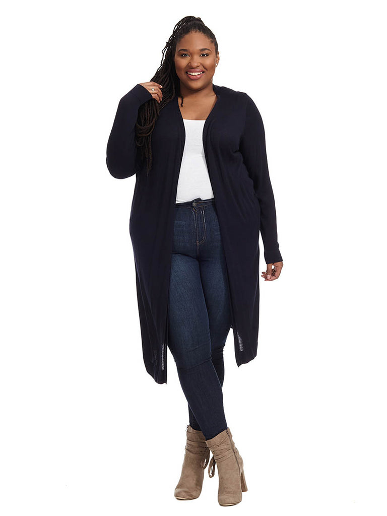 Cellie Long Knit Cardigan