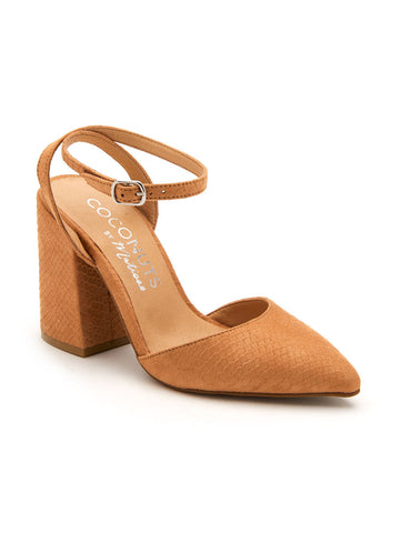 Ritual Heel In Tan