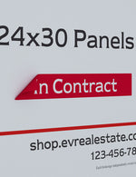 In Contract Sticker