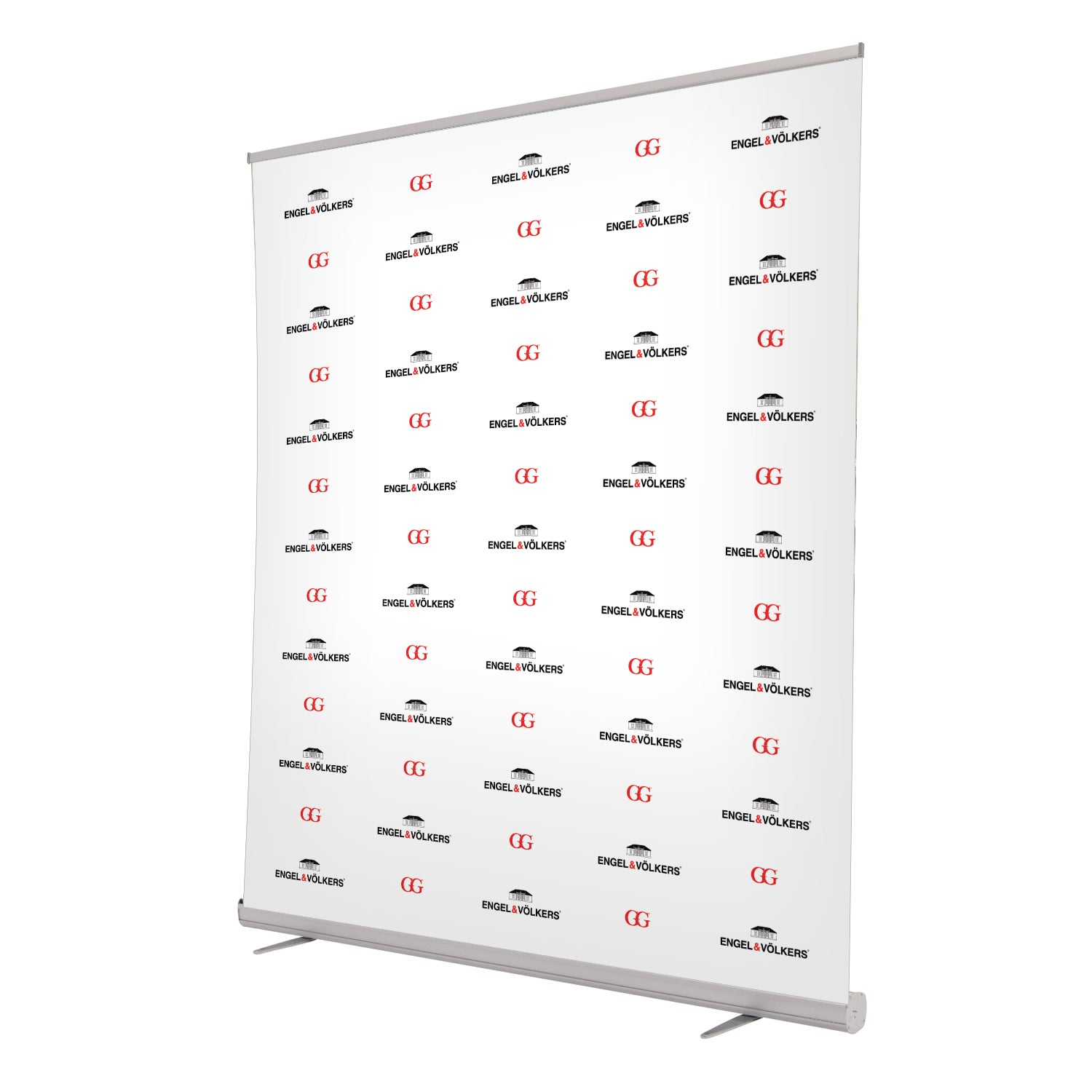 6' Jumbo Step & Repeat Banner Stand